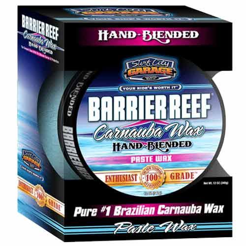 Autopoetsbedrijf Almere: Surf City   Barrier Reef Carnauba Paste Wax